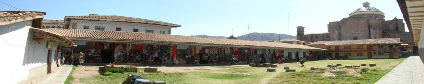Cusco Mini-Mall